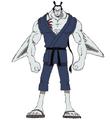 Concept Art Kuroobi Anime