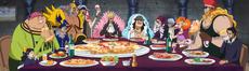 Donquixote Pirates' Dinner