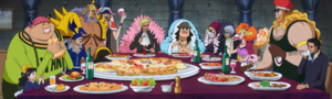 Donquixote Pirates' Dinner