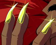 Las uñas de El Drago