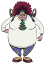Miss Merry Christmas Anime Concept Art