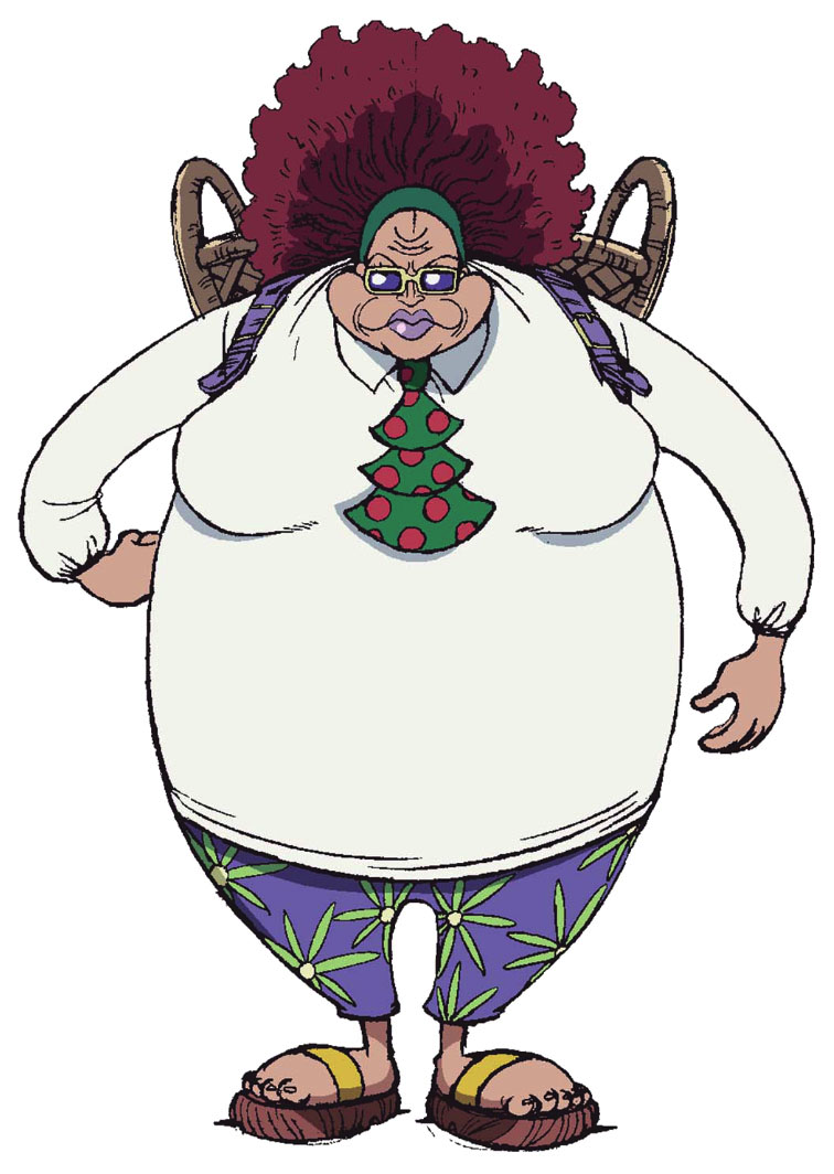 Image - Miss Merry Christmas Anime Concept Art.png | One Piece Wiki ...