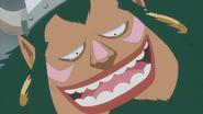 Panz Fry's Face