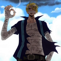Sanji Defeated By Enel