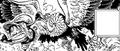 Vautour Forêt du Milieu Manga