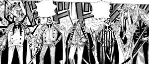 Vice-Amiraux Manga Infobox