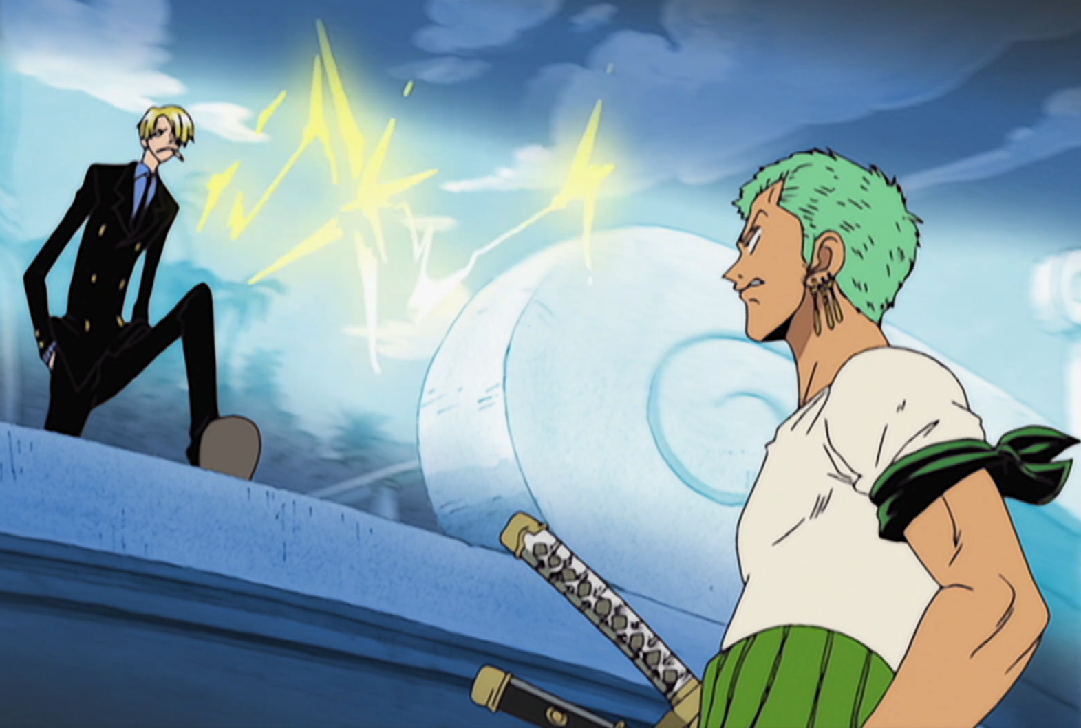 Roronoa Zoro/Personality and Relationships | One Piece Wiki | FANDOM ...