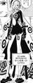 Reiju con su raid suit