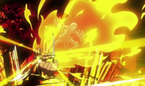 Sanji Defeats Psycho P
