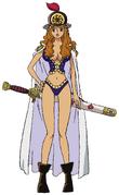 Aphelandra Anime Concept Art