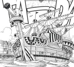 Big Top Manga Infobox