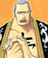 Daz Bones en el manga a color