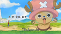 Fight Together Chopper souriant