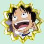 I. Badge Or Arc Romance Dawn Monkey D. Luffy Jeune