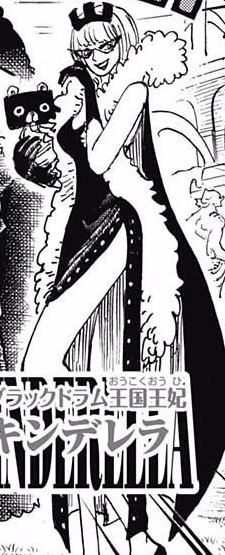 Kinderella Manga Dos Años Después Infobox