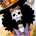 Brook Post Timeskip Portrait