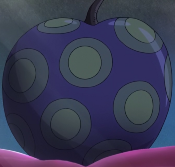 Fruta del diablo artificial