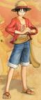 Luffy Pirate Warriors 2 Post Skip