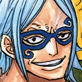 Masked Deuce Portrait