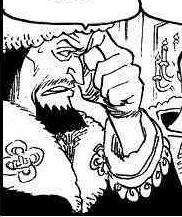 Père de Wapol Manga Infobox