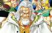 Silvers Rayleigh Manga Color Scheme