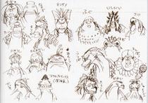 Arlong Pirates Concept Art
