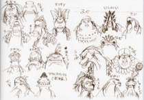 Arlong Pirates Concept Art