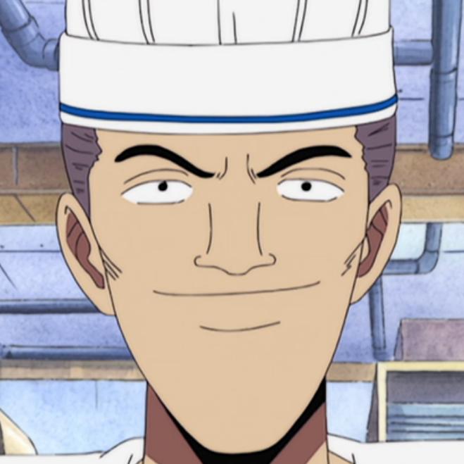 Billy (Cook) Portrait