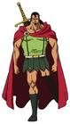 Kyros Anime Concept Art