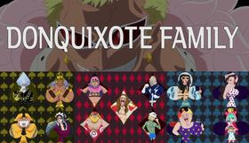 Leaders Families Donquixote