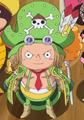 Leo como pirata