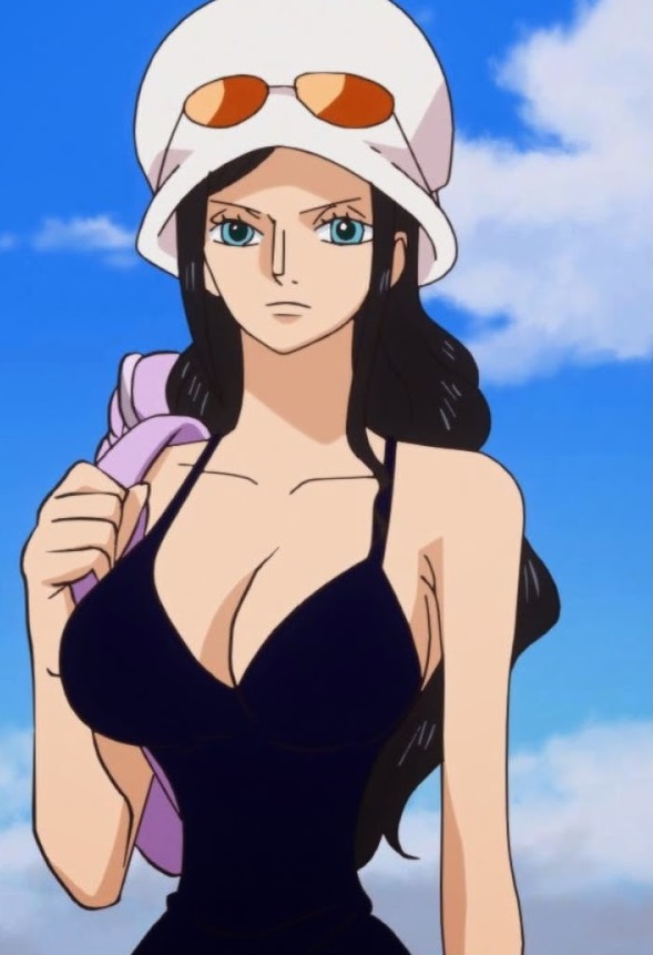 Nico Robin  One Piece Wiki  FANDOM powered by Wikia