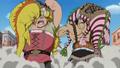 Oimo et Kashii s'échappent