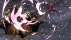 Rufy vs Shiki
