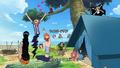 Brand New World - Chapeaux de Paille au camping