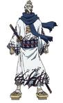 Concept Art Ryuma Anime