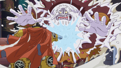Jinbe sconfigge Opera