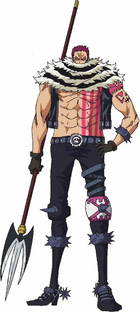 Katakuri Anime Concept Art