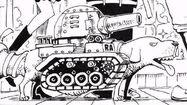 Lasso Tanque