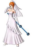 Nami DLC Wedding OP3