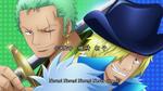 Zoro-Sanji Wake up!