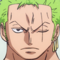 Zoro Post Timeskip Anime Portrait