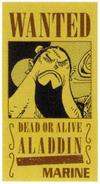 Aladin taglia