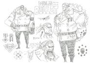 Douglas Bullet Concept Art