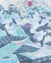 Les requins-baleines débarquent!