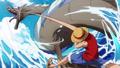 Luffy vs el Señor de la Costa