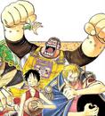 Masira Manga Color Scheme