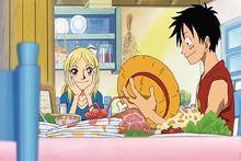 Silk & Luffy