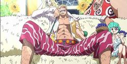 Sugar 1ère apparition Anime