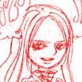 夏洛特·梅莉潔 Portrait